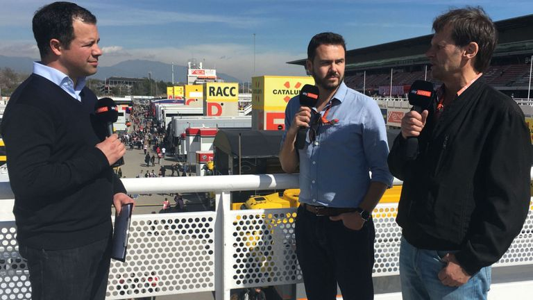 2018 F1 Report Testing Special