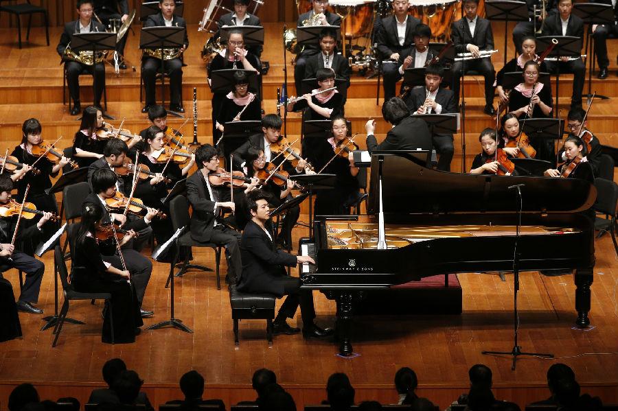 2017郎朗钢琴独奏音乐会门票价格确定,这个四月让你好听