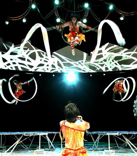 上海杂技团《SPIRAL-炫》专场演出节目详情,门票优惠接受团购