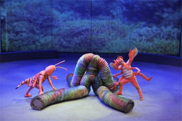 上海马戏城《欢乐马戏》演出介绍,360票团购优惠