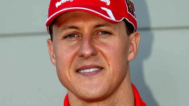 F1车手舒马赫上榜2017福布斯运动员财富榜,排名第五
