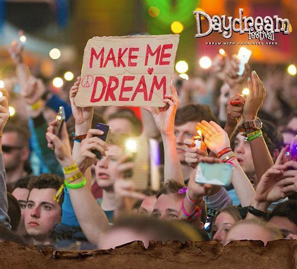 Daydream Festival China幻日音乐节上海站,梦幻春日音乐大狂欢