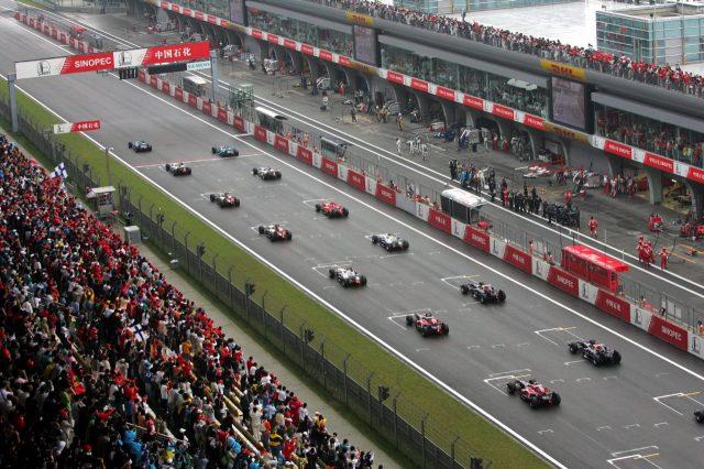 五一去哪儿玩?在上海国际赛车场开启假期模式