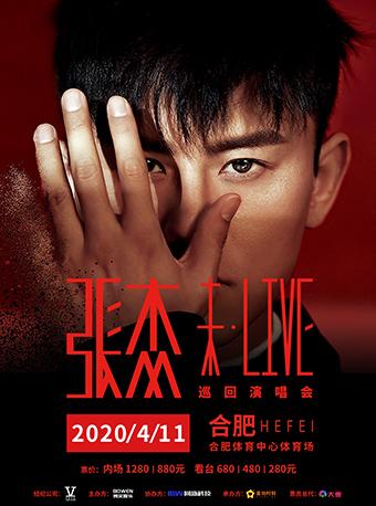 2020张杰「未·LIVE」巡回演唱会 合肥站