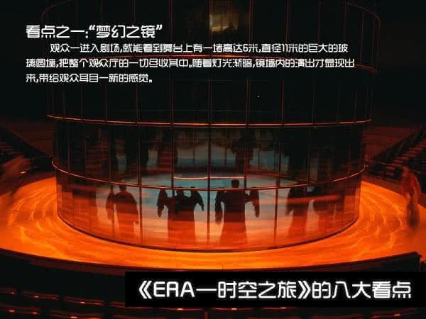 上海马戏城杂技:ERA时空之旅八大看点