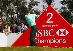 赛事回顾:2012年汇丰世锦赛冠军保尔特
