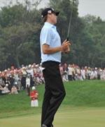 上海高尔夫比赛图片