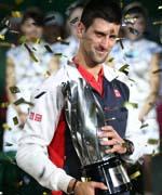 2012年上海网球男子单打颁奖典礼