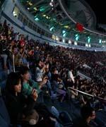2012年上海劳力士大师赛巅峰对决旗忠沸腾