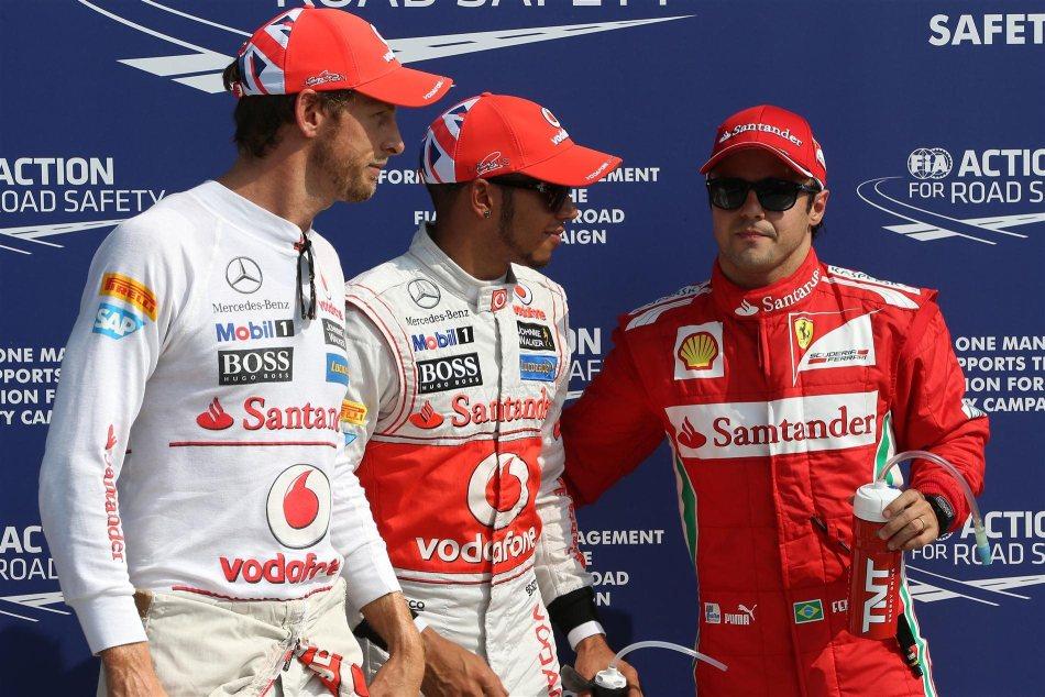 2012年周六F1意大利站