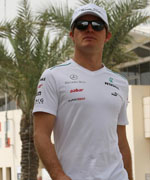 F1巴林站第一次练习赛图片