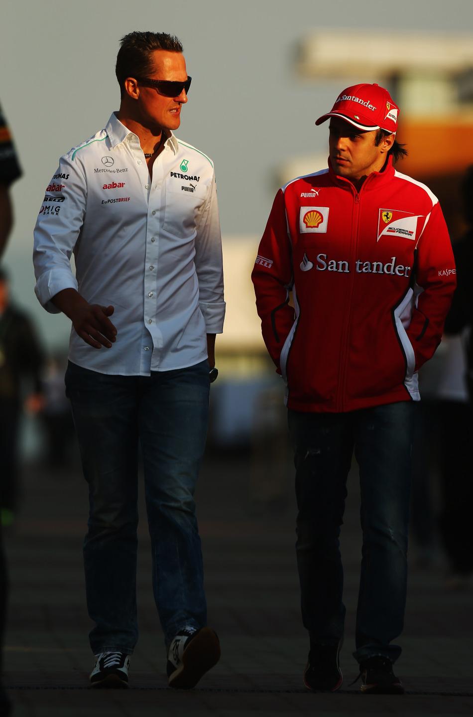 2012年F1韩国站周五练习图片