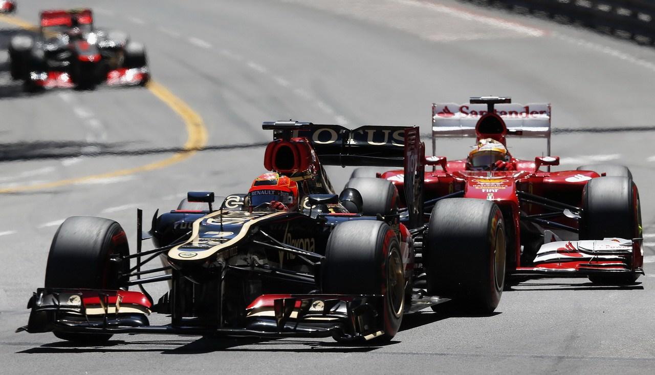 罗斯伯格F1摩纳哥站正赛夺冠